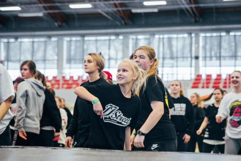 Miks armastavad lapsed ja noored tantsimist?