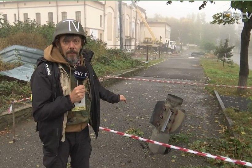 """Leitud karupoegadest raketirünnakuteni: """"Aktuaalse kaamera"""" korrespondendid on läbi elanud nii mõndagi"""