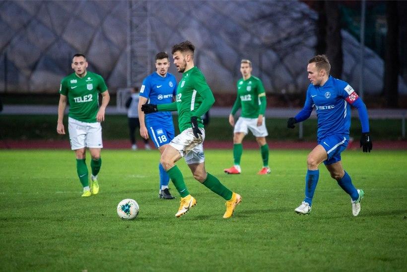 Eesti jalgpalli meistriliiga algus lükkub veelgi edasi