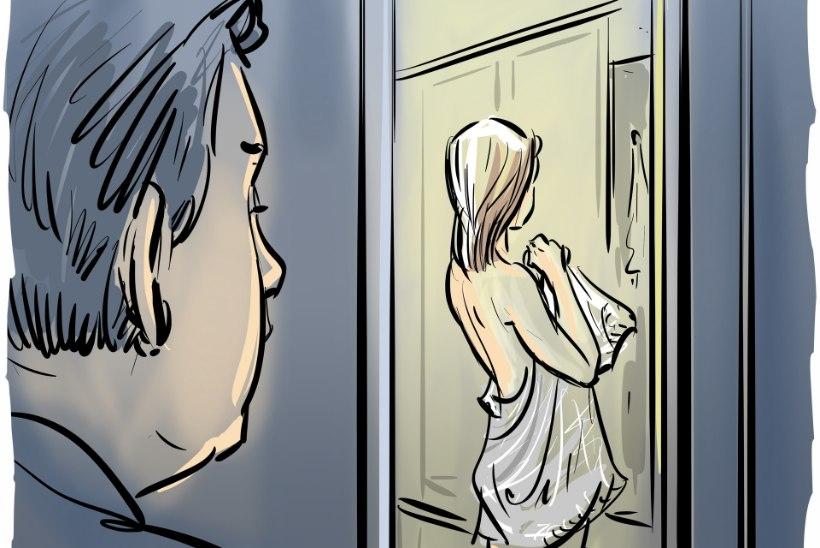 AINULAADNE VÄGISTAMISPROTSESS: kümme aastat vana vägistamisjuhtum käis läbi kõik kohtuastmed ja läheb uuele ringile