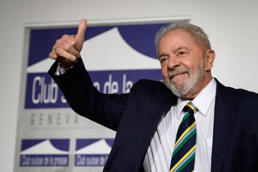 """""""VINGUMINE LÕPETADA!"""" Bolsonaro muretu hoiak Brasiiliale ja talle endale head ei tõota"""