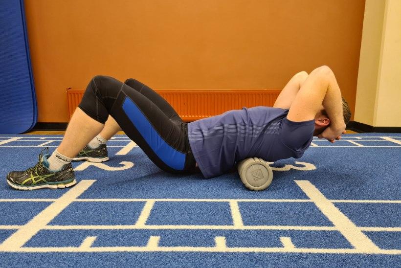 FOTOD | Vaata, milliste harjutustega saad leevendada kaelavalu