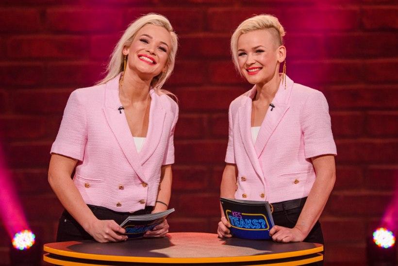 Uued telekaksikud Alice ja Elyne Aaviksoo: õega koos tööd teha on kindlasti lihtsam