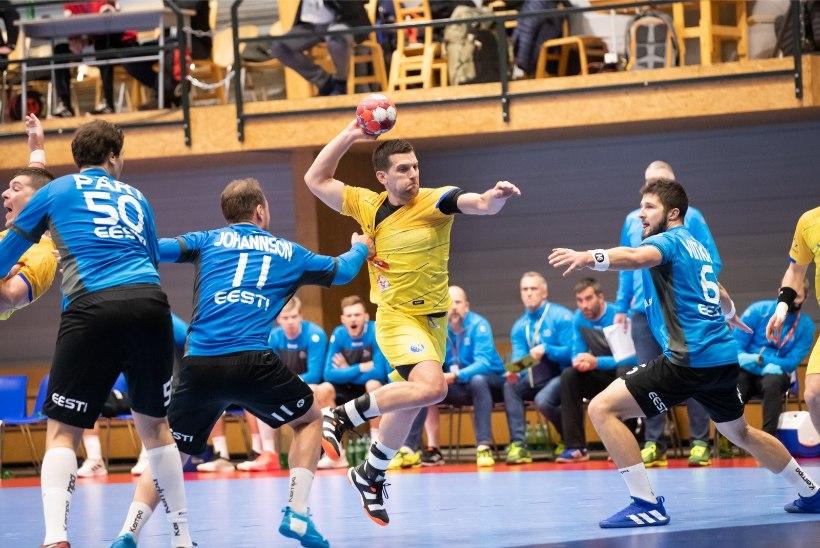 ERILUBA! Valitsus lubab käsipallikoondisel mängida kodusaalis