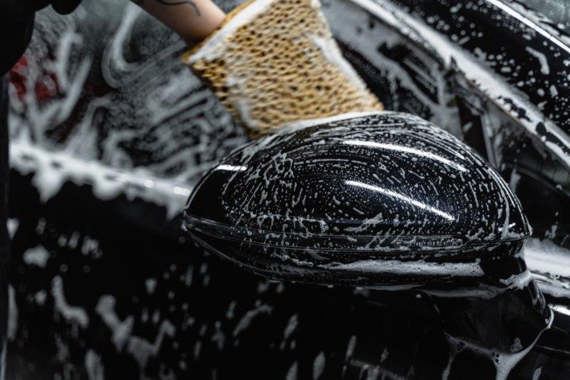 Kevadine autopesu tuleb teha keskmisest põhjalikum! 6 nippi, kuidas sõiduk läikima lüüa