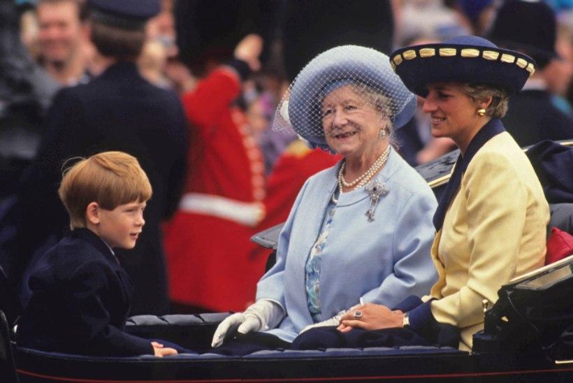 PALJASTUS: kuninganna ema pärandas Harryle rohkem raha kui Williamile
