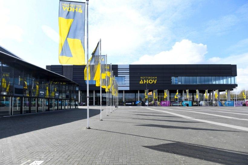 HEA UUDIS: Hollandi valitsus lubab Eurovisioni tribüünile 3500 vaatajat