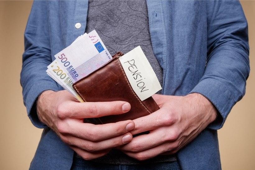 ABIKS IKKA! Pensionär hakkab saama keskmiselt 24 eurot rohkem