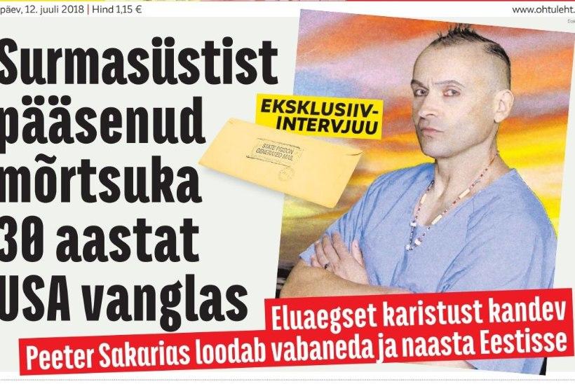 HARUKORDNE: eluaegsetest vangidest on Eestis vabadusse pääsenud vaid kolm