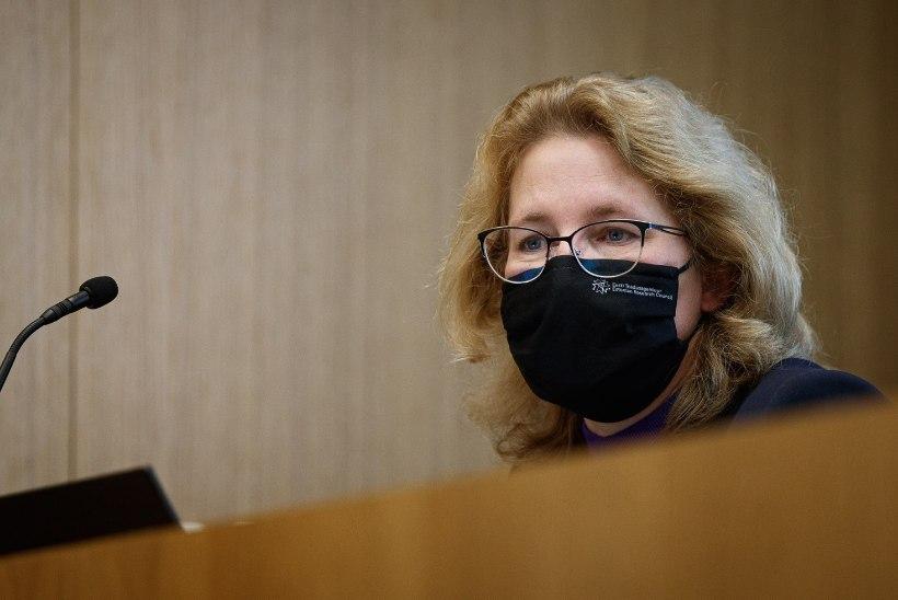 Krista Fischer: langustrendi jätkumine lubaks mai alguses piiranguid leevendada