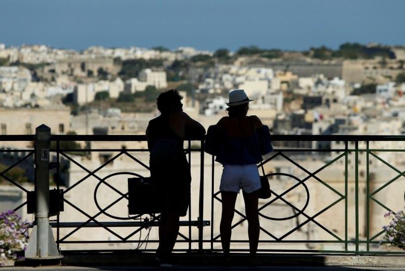 Malta maksab osa turistide hotelliarvest