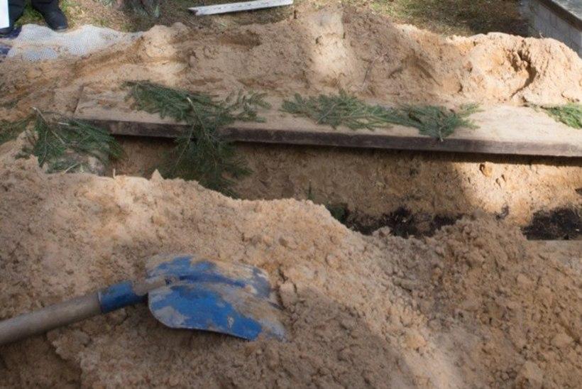 Lugejakiri | Ema on matmata, sest võitlus hauaplatsi pärast ei rauge