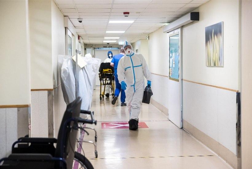 Ööpäevaga lisanud 478 koroonapositiivset, haiglaravi vajab 491 inimest
