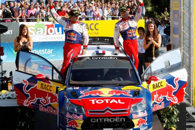 Üheksakordne maailmameister Sebastien Loeb võib teha M-Spordi eest tagasituleku WRC sarja