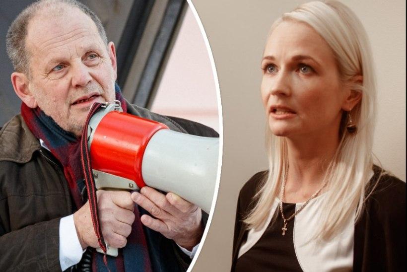 Peeter Ernitsa suu suitseb? Rahvasaadik väidab, et kuulus NETS hakkab riiulis tolmu koguma, koalitsiooniesindaja pole sellega nõus