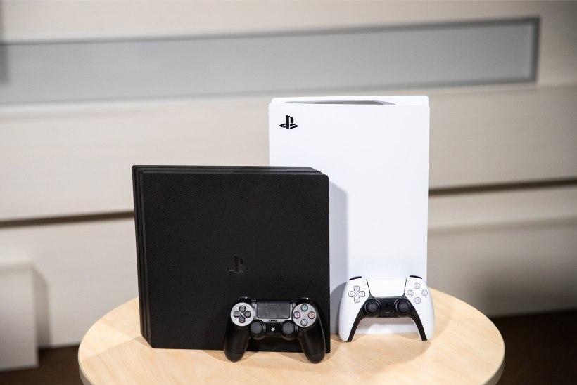 Värskelt ilmunud uuendus lubab PlayStation 4 peal ka PS5 mänge mängida