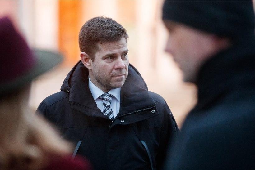Siseminister Kristian Jaani: politsei ei hakka kedagi kodust ära viima