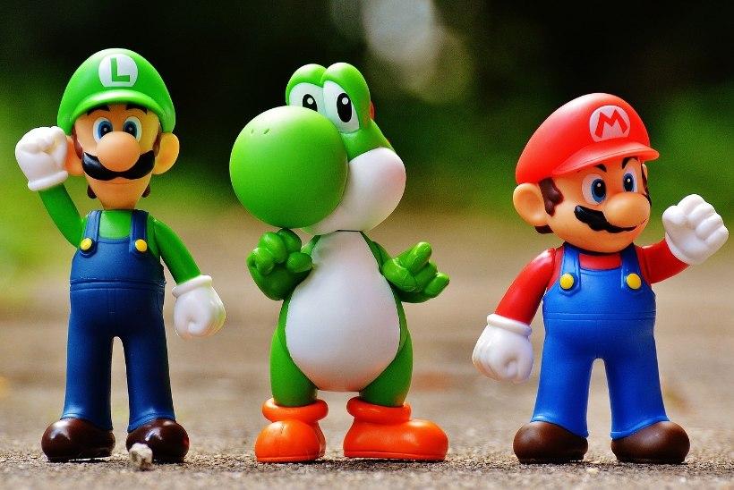 AITAB KÜLL! Nintendo lubab, et teeb lisaks Zeldale ja Mariole ka teisi mänge