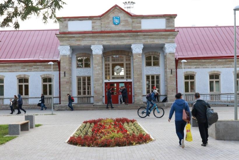 Rail Balticu terminal Ülemistel võib saada piirikontrolli Venemaaga