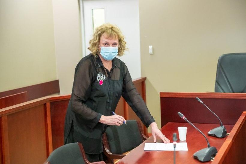 Süüdimõistetul Maire Aunastel on kohtuotsuse jõustumiseni veel õigus 15 päeva autoga sõita