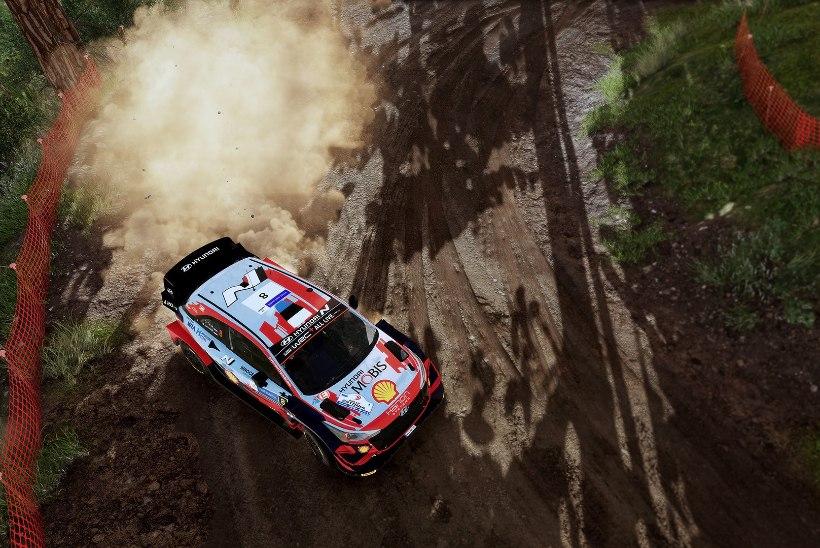 """OTT TÄNAK KIIDAB HEAKS: """"WRC 10"""" toob Rally Estonia rajad mängusõpradeni"""