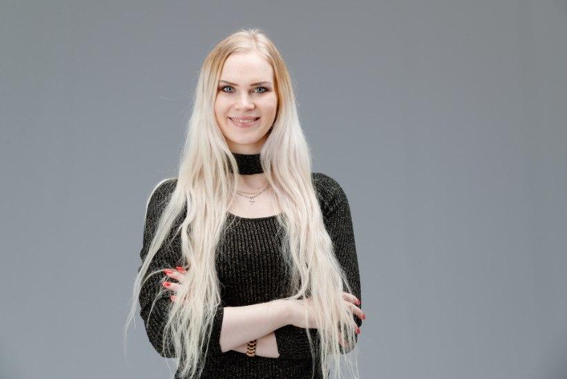 GALERII | Helen Kõpp on endas taasavastanud maalimishuvi: see on hea teraapia ja viis närve rahustada
