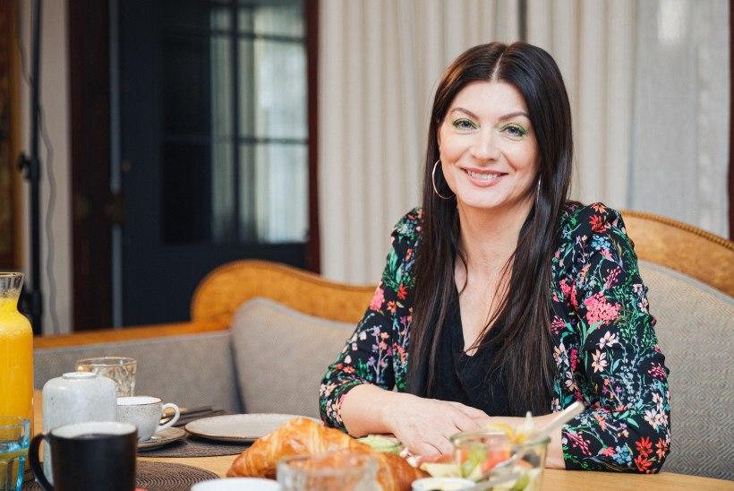 VIDEOINTERVJUU | Maris Kõrvits: mu mees on natuke kurb, et ma pole armukade ja olen olukorraga leppinud
