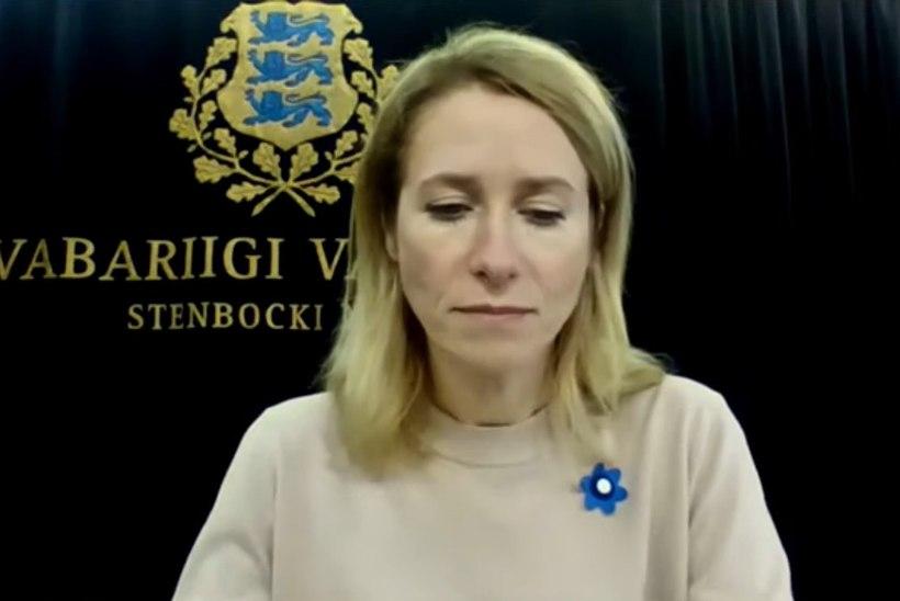 VIDEO | Kallas: võtame väga suure riski, kui piirangutest praegu loobume
