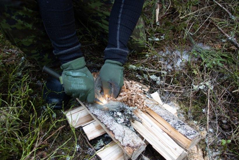 Kuidas metsas hakkama saada ehk SERE
