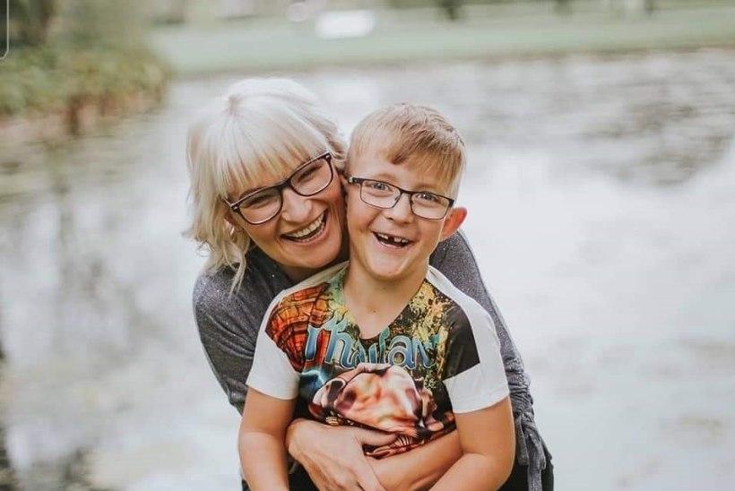 Hemofiiliahaige lapse ema: pean olema kogu aeg tema lähedal