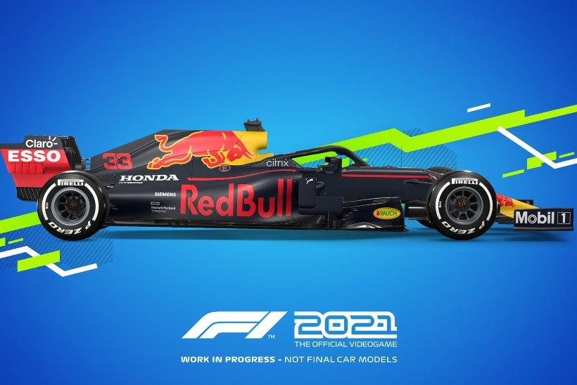 """Mitte ainult tühipaljas kummipõletamine! Tänavune """"F1"""" mäng tuleb koos narratiiviga"""