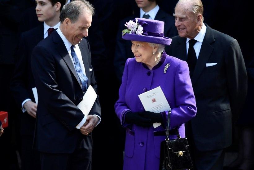 Kes on need 30 leinajat, kes prints Philipi matusel osalevad?