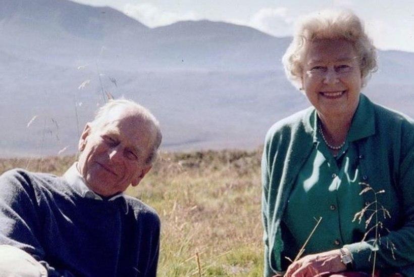 Elizabeth II avaldas Philipi matuste eel foto nende õdusast lõõgastushetkest