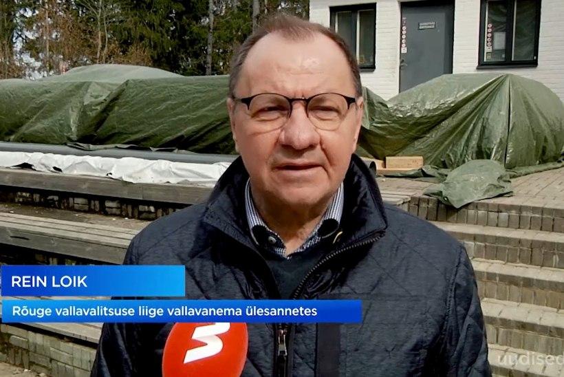 TV3 VIDEO | Suure Munamäe vaatetorni remont toppab suure tüli tõttu