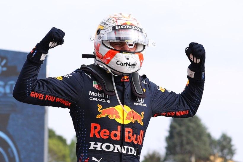 BLOGI   Emilia Romagna GP võitis Verstappen, Hamilton tuli keerulisest seisust välja