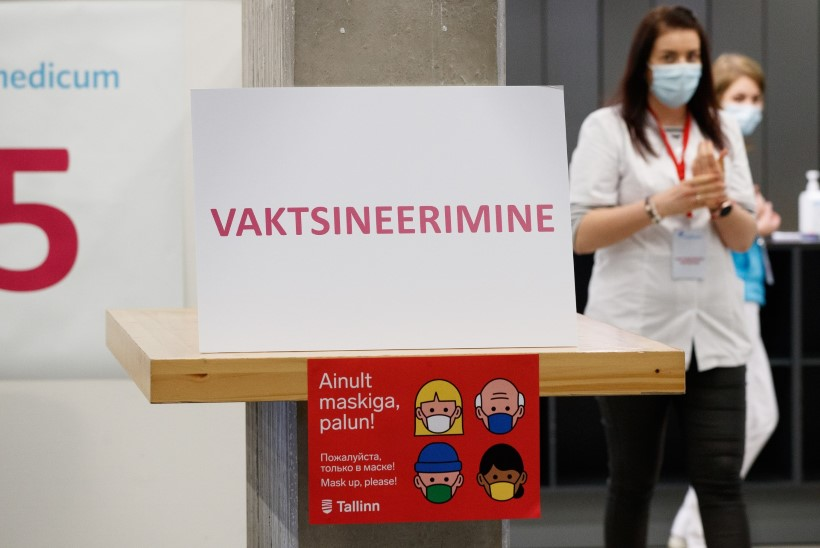 VAKTSIINIDE KÕRVALTOIMED: mitu inimest vajas haiguslehte, ühel tekkis kõriturse