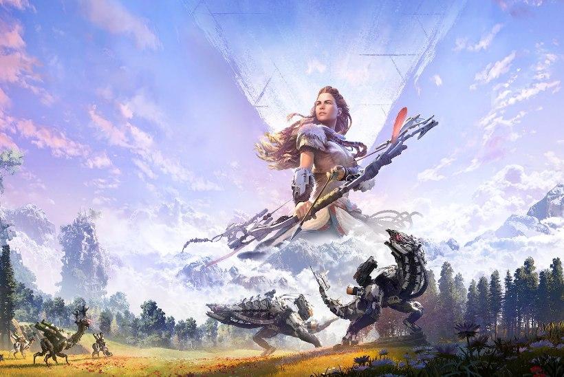 "MEELDETULETUS: tänasest jagatakse PlayStationil tasuta ära ""Horizon: Zero Dawn"""