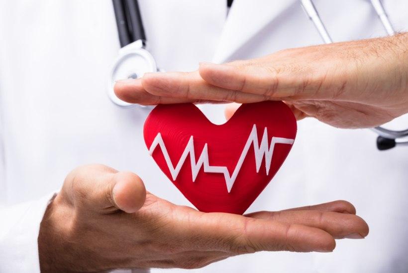 Ära unusta: infarktiennetuses on liikumisel oluline roll!