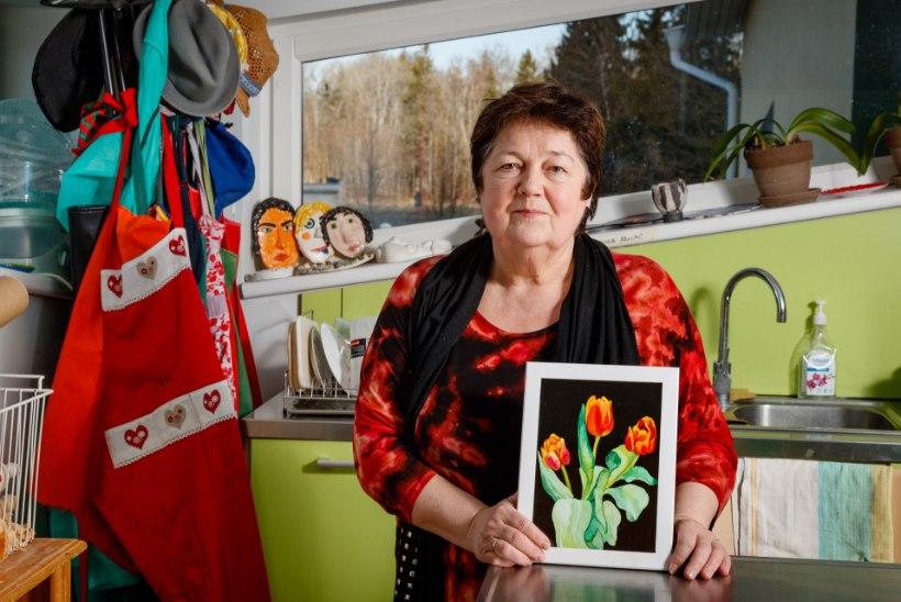 Malle Leisile omistatud teose tegelik autor: Leisi tütre ütlemine, et see plätserdus pole tema ema töö, ajas mind naerma