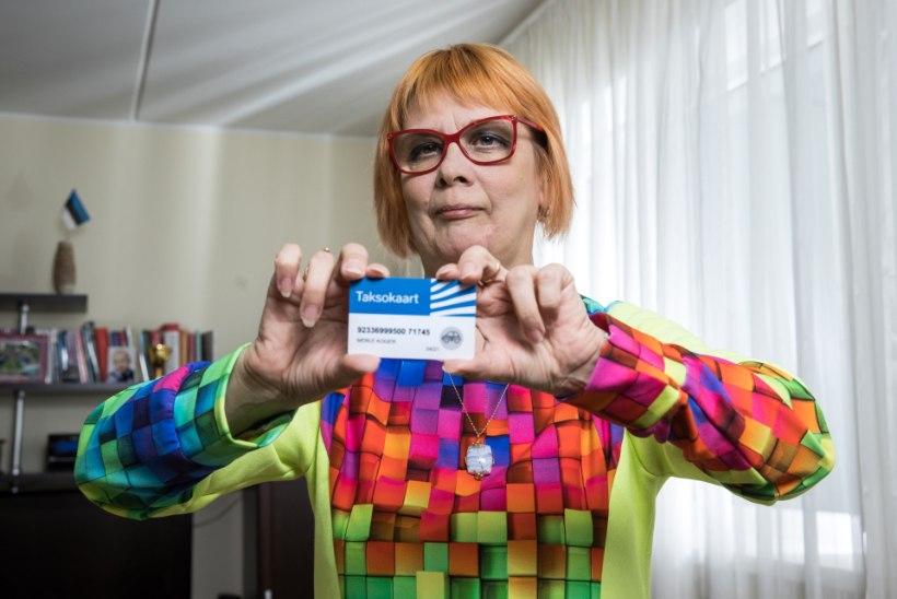 """""""NUTT TULI PEALE..."""" Tallinn jättis seaduselõksu sattunud vaegnägija abita! Amet: linn eksib, aga saame vaid nõustada"""