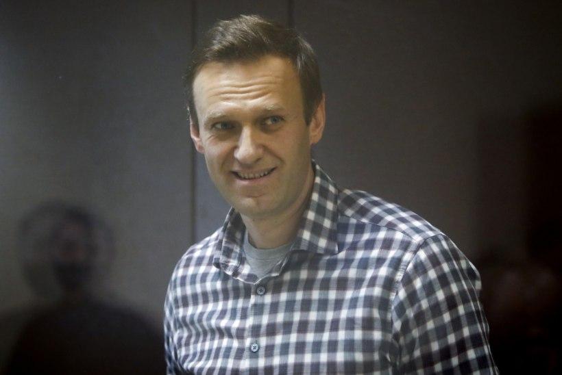 Nälgiv Navalnõi viidi üle vanglahaiglasse ning talle määrati vitamiiniravi