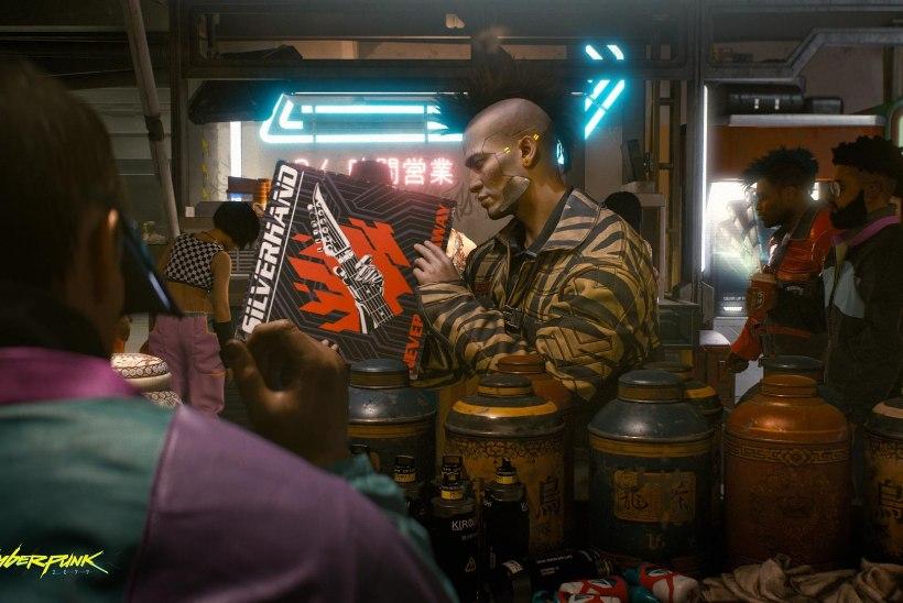 """Cyberpunk 2077"" oli skandaalne, ent CD Projekt ennustab rekordilist kasumit"