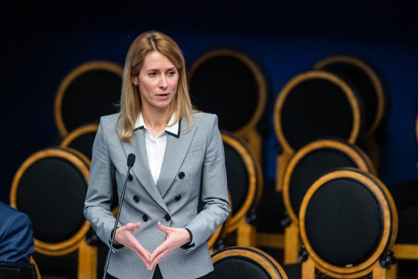 Kaja Kallas vastas riigikogulaste arupärimistele: kriisiinfo pole salastatud, vaid need raportid on asutusesiseseks kasutamiseks