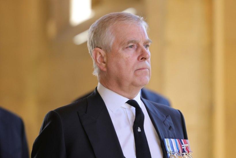 Prints Andrew'le pakutakse valedetektoritesti eest 7 miljonit dollarit