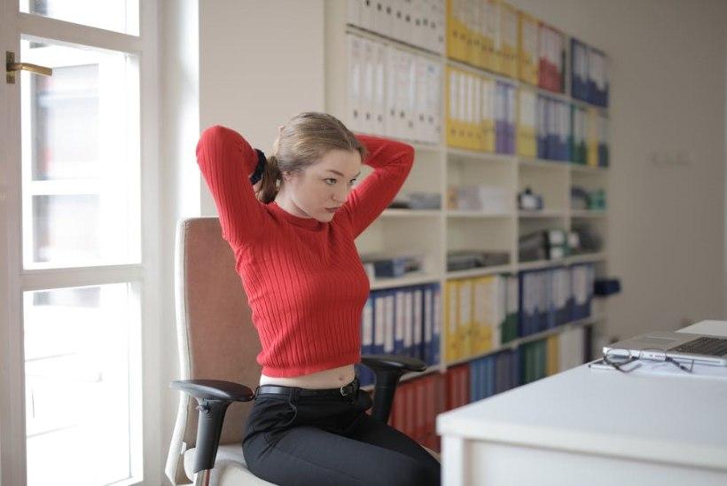 Mida saab liikumisaktiivsuse suurendamiseks teha töökohal?