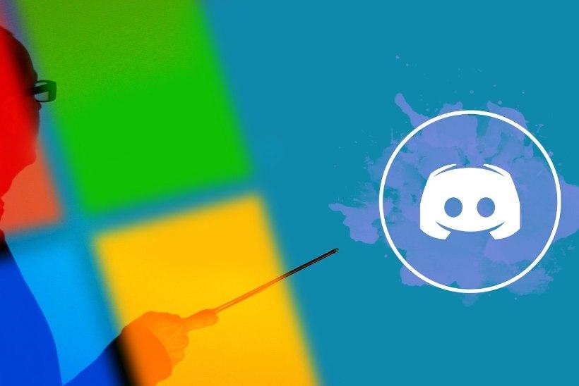 HINGA KERGEMALT! Microsoft ei kavatse siiski Discordi ära osta