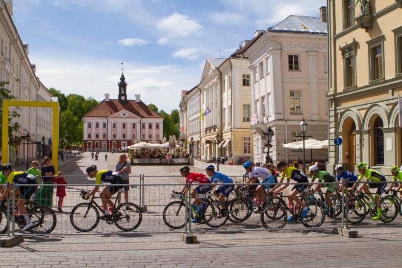 Valitsus lubas Tour of Estonia toimumise