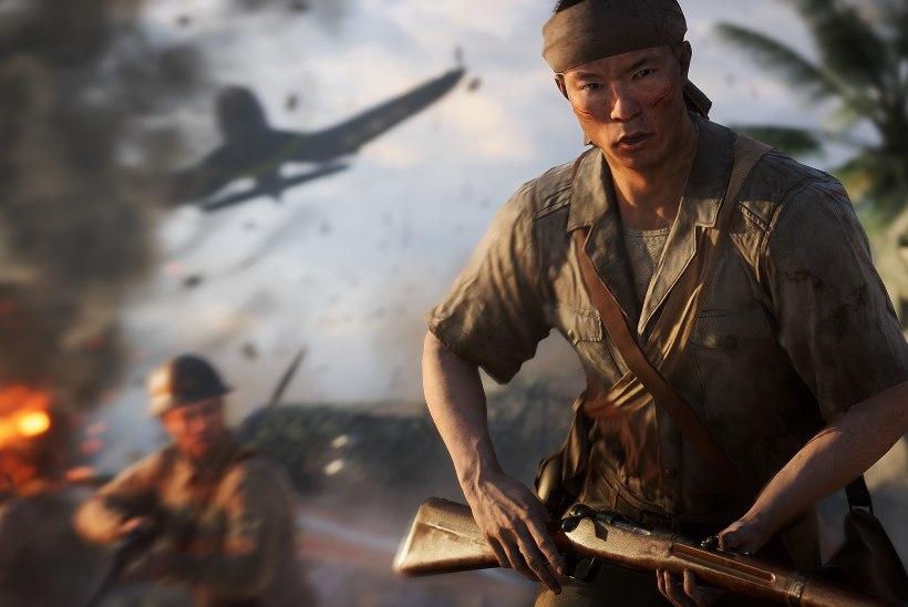 """PAREM PAUK TASKUS KUI TÜHJAD PIHUD? Sõjamäng """"Battlefield"""" jõuab peagi nutiseadmetele"""