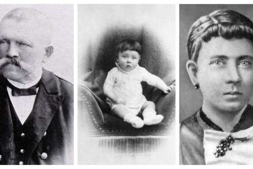 FÜÜRERI LAPSEPÕLV: nooruses mõjutasid Adolf Hitlerit lühikese süütenööriga isa ja ülehoolitsev ema