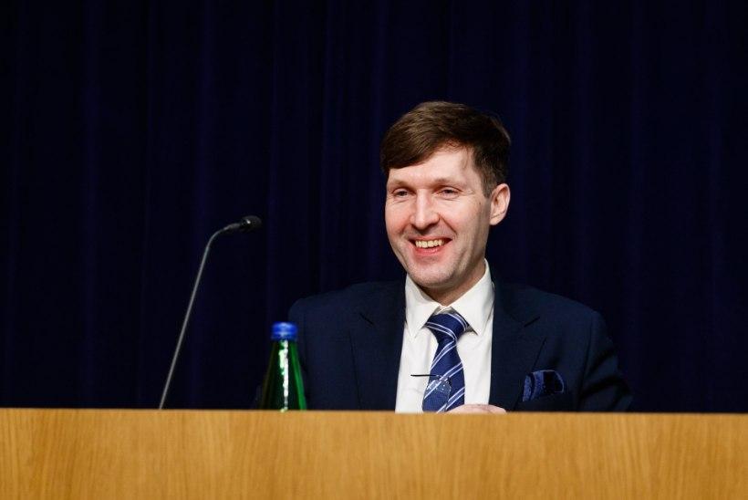 Martin Helme: kui peaminister on muutunud naljategemise objektiks, siis on probleem peaministril, mitte sellel, kes nalja tegi